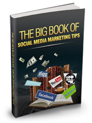 The Big Book Of Social Media Marketing Tip PDF + eBook with MRR