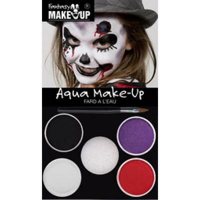 KREUL Schminkfarben-Set ´Fantasy Make Up´, Little Horror (4003755009607)