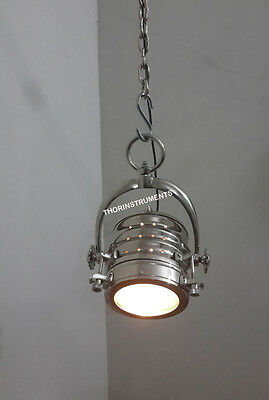HOLLYWOOD EXTERIOR Industrial Wave Nautical Pendant Lamp Hanging Ceiling Light