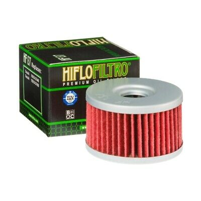 1x HIFLO Oil Filter HF137 Suzuki XF 650 Freewind