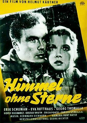 HIMMEL OHNE STERNE (1956) * with switchable English and Spanish subtitles *