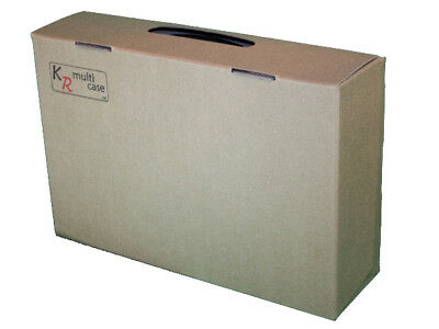 KR The standard size card case is the basis of the KR Multicase transport  (KRM)