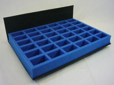 KR Tray for <strong>36</strong> compartments 52mm x 32mm, <strong>32mm dee (F3T)