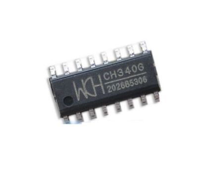 50 Pcs CH340G IC R3 Board Free USB Cable Serial Chip SOP