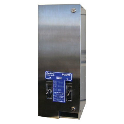 Hospital Specialties D1FSS Dual No. 1 Vendor, Stainless Steel