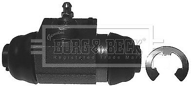 Wheel Cylinder fits TAXI FX 2.2D Front Left 82 to 85 22E B/&B Quality Replacement