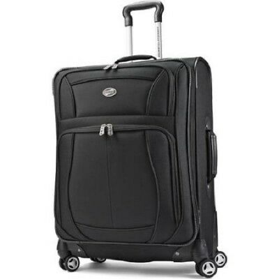 American Tourister Meridian 219 XLT Upright Spinner Luggage  Easy Carry ON New