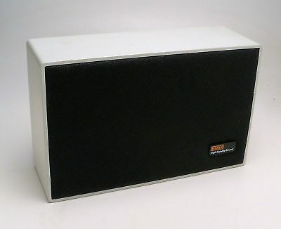 Eumig LS-800 speaker for Super 8 projectors, works well, very good cosmetic cond