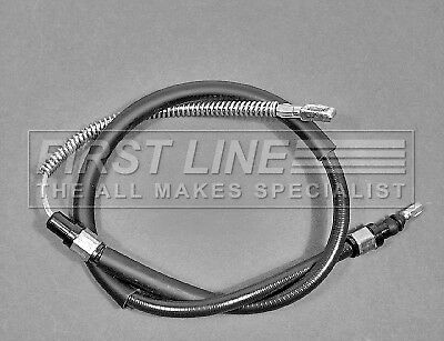 VW LT 293-909 2.0 Handbrake Cable Left 75 to 83 CH Hand Brake Parking Firstline
