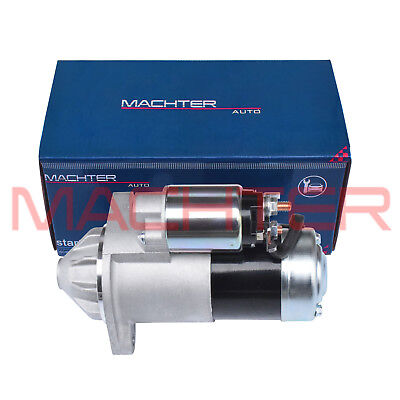 Genuine Machter Starter Motor for Nissan Patrol GQ GU 4.2L 4.5L 4.8L Maverick DA