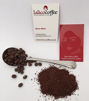 SUMATRA LINTONG LAKE TOBA G1 Hand Roasted 100% Arabica Coffee Beans/Grounds