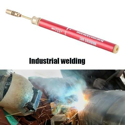 Soldering Solder Iron Gun Butane Cordless Woolelding Pen Burner Gas Blow Torch