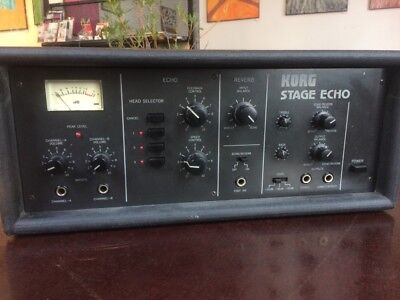 KORG SE-300 STAGE ECHO Delay Bandecho