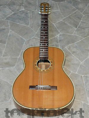 tolle vintage OTWIN TYP 7575 Windisch Gitarre guitar guitare Germany interessant