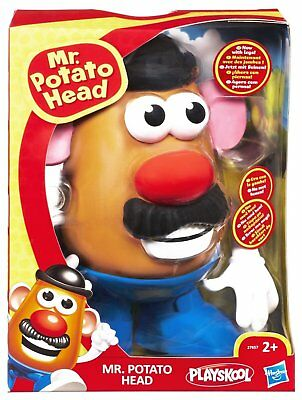 Mr Potato Head Toy Inc 11 Accessories Glasses Ears Nose Etc Age 2+ Years Toy New