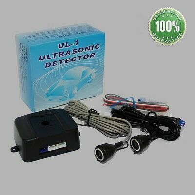 New UL-1 Ultrasonic Car Alarm Motion Sensor Detector for 12v Alarm Systems