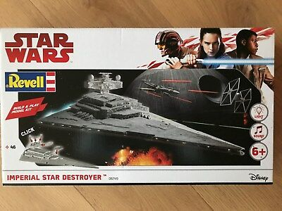 +++ Revell 06749 Star Wars Build & Play Imperial Star Destroyer