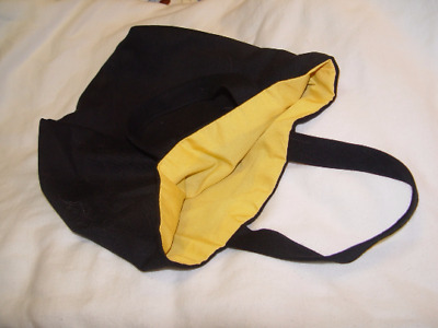Small Wizard Tote Bag, Yellow