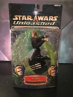 Star Wars Unleashed Luke Skywalker Jedi Knight Return of the Jedi