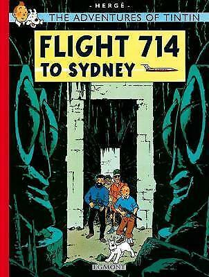 Flight 714 to Sydney by Herge (Paperback, 2002)