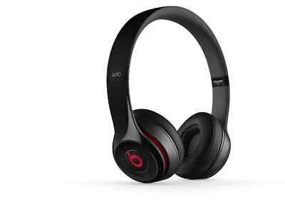 Beats by Dr. Dre Solo2 WIRED Headband Headphones - Black