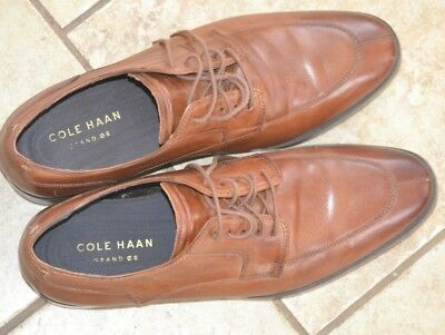 5f852ec116c Cole Haan Men s Jay Grand Apron Oxford - 10.5M - Brown - Very Good Condition