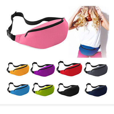 Bum Bag Pack Travel Waist Festival Money Belt Pouch Holiday Wallet