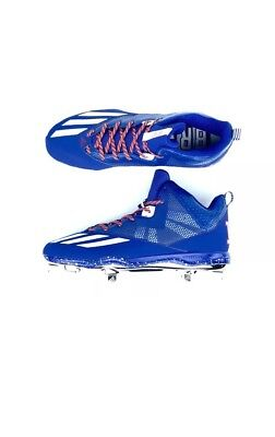 c882f14b03fa Adidas Men s Kris Bryant Chicago Cubs PE Sample Spikes Cleats Sz.13.5 NEW  BW0830