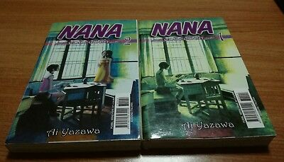 Nana collection vol. 1-2 di Ai Yazawa - 1a edizione - Planet manga