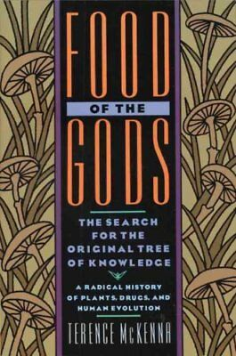 Food of the Gods by Terence McKenna 9780553371307 (Paperback, 1993)
