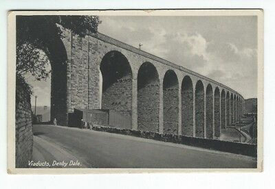 Vintage Postcard Viaducts, Denby Dale