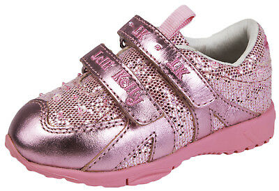 Lelli Kelly Glitter Trainers Girls Canvas Pumps Party Shoes Sale Clearance Kids