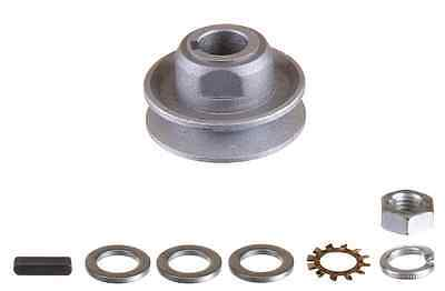 SM50 50mm pulley with mounting hardware for Consew and Goldstar Servo Motors