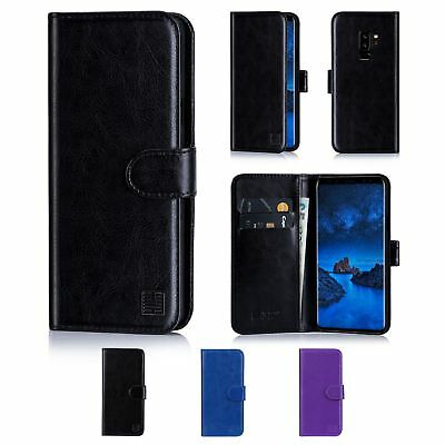32nd Book Series – Synthetic Leather Flip Wallet Case For Samsung Galaxy S9 Plus