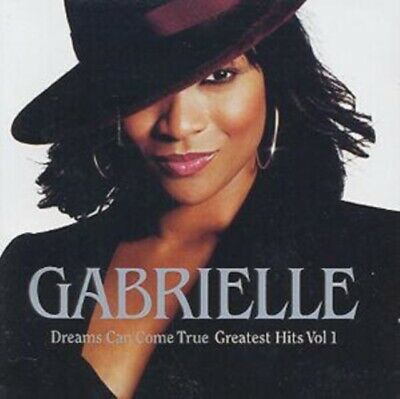 Gabrielle / Dreams Can Come True / Greatest Hits Vol 1 (Best of) **NEW** CD