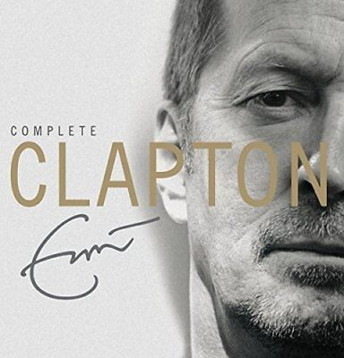 Eric Clapton / Complete Clapton (Best of / Greatest Hits) **NEW** CD
