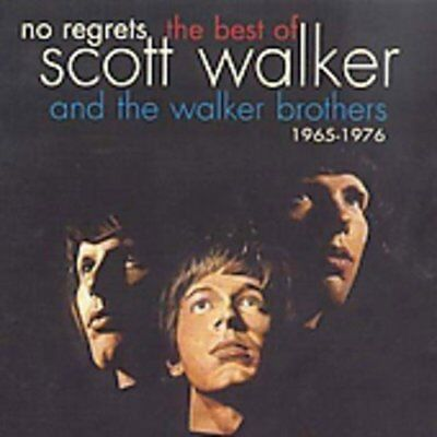 Walker Brothers / No Regrets / The Best Of 1965-1976 (Greatest Hits) **NEW** CD