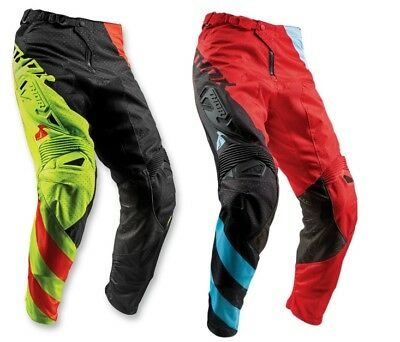 Thor 2018 S8 Fuse Air Vented MX/ATV Pants Adult All Sizes & Colors 28-40