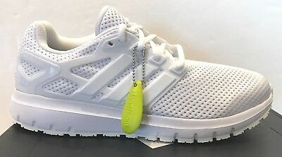 competitive price 8fb9a 9c3ab Adidas ENERGY CLOUD WTC Men s Running Shoes - White - BY2207 - NWD -