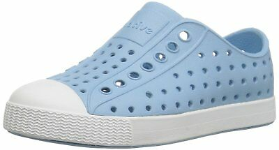 Native 13100100-4960 : Kids Jefferson Water Proof Shoes Sky Blue/Shell White