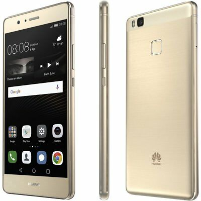 Huawei P9 Lite VNS-L31 16GB Smartphone Gold LTE *sehr gut* OVP