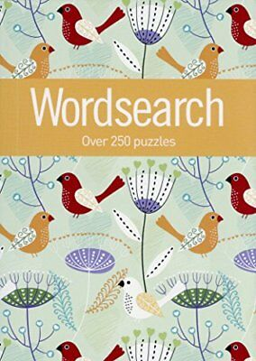 NEW Wordsearch: Over 250 Puzzles by Arcturus Publishing
