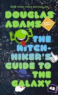 The Hitchhiker's Guide to the Galaxy by Douglas Adams 9780345391803