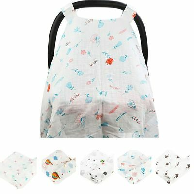 Cotton Baby Product Car Seat Protector Stroller Canopy Cover Anti-sunshine