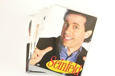 Seinfeld: The Complete Series 1-9 Box Set Replacement Disc - CHOOSE YOUR DVD!