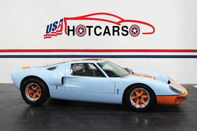 1965 Ford Ford GT GT40 Brand New Superformance 1965 GT40 Roller