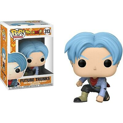 Funko - POP Animation: Dragon Ball Super ² Future Trunks Brand New In Box