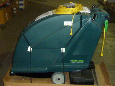 NEW Nobles Falcon 2800 Plus Automatic Walk-Behind Dual Mode Carpet Extractor