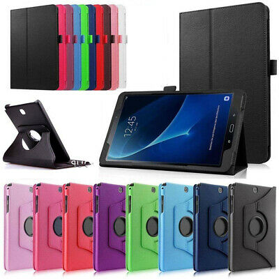 For Samsung Galaxy Tab A 8.0 2017 SM-T380 SM-T385 Leather Smart Cover Folio Case