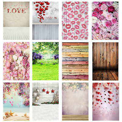Photography Background Fabric Valentine's Day Photo Studio Props Backdrop Decor#
